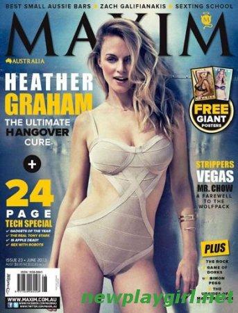 Maxim Australia - June 2013
