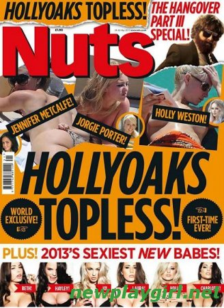 Nuts UK - 24 May 2013