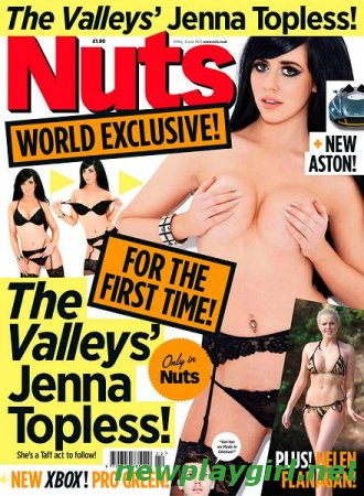 Nuts UK - 31 May 2013