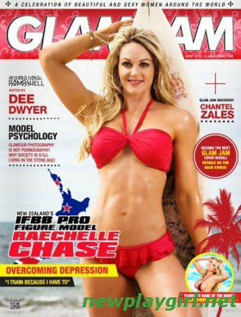 Glam Jam - June 2013