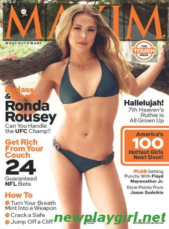 Maxim USA - September 2013