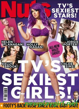 Nuts UK - 02 August 2013