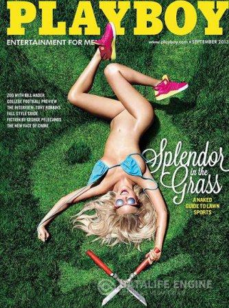Playboy USA - September 2013