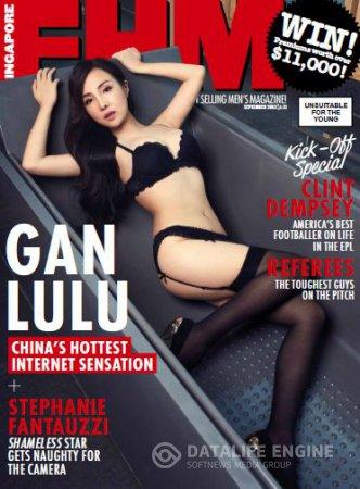 FHM Singapore - September 2013
