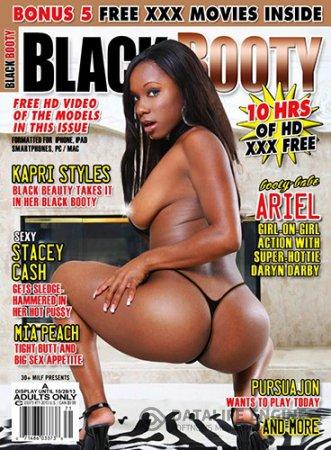 Black Booty  - October 2013
