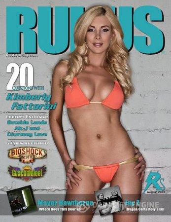 Rukus Magazine - August 2013
