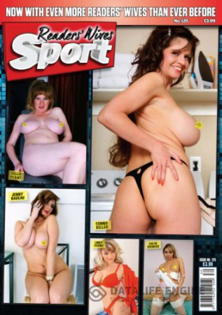 Adult Sport Readers  Wives - Issue 125, 2013