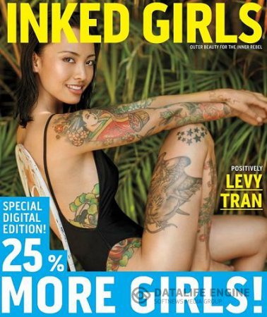 Inked Girls - November/December 2013