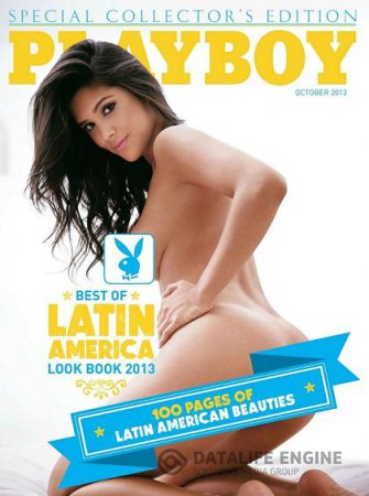 Playboy SE Collector's  Best of Latin America - October 2013