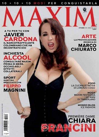 Maxim Italia - Ottobre 2013