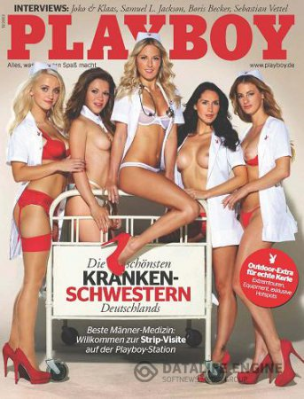 Playboy Germany - November 2013
