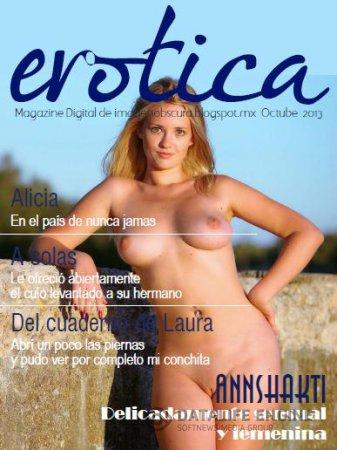 Erotica Magazine - October 2013