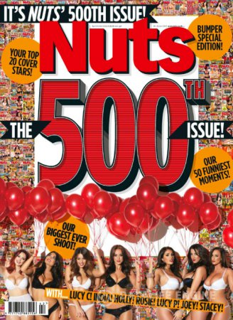 Nuts UK - 18 October 2013