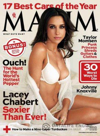 Maxim USA - November 2013
