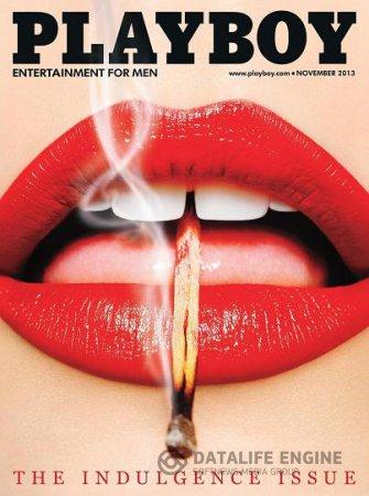 Playboy USA - November 2013