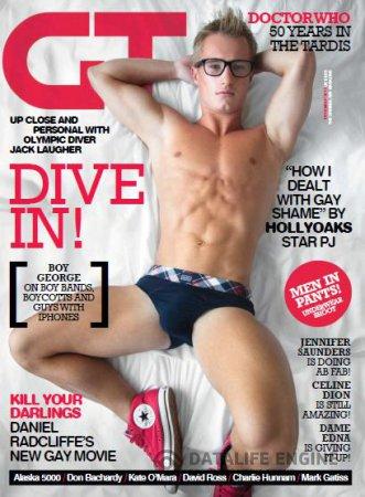 Gay Times UK - December 2013