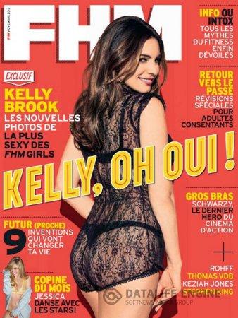 FHM France - Novembre 2013