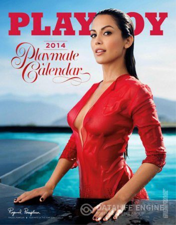 Playboy's Playmate Calendar 2014