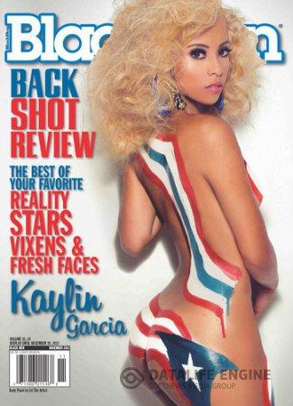 Blackmen Magazine - November 2013