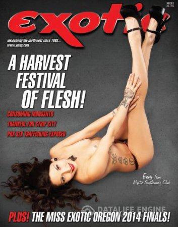 Exotic Magazine - November 2013