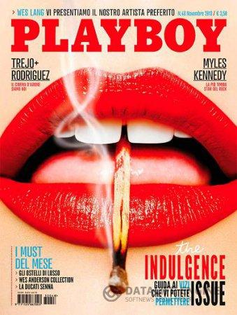 Playboy Italy - Novembre 2013