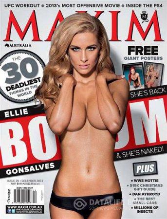 Maxim Australia - December 2013