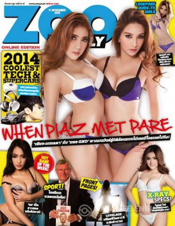 Zoo Weekly Thailand - 11 November 2013