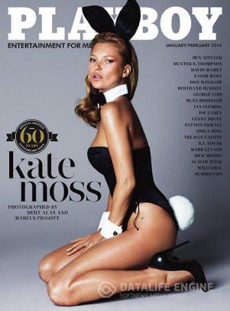 Playboy USA - January/February 2014