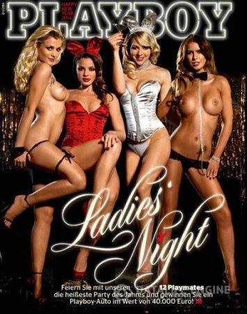 Playboy Germany - January 2014