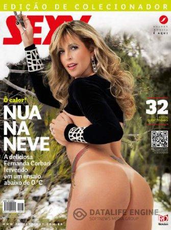 Sexy Especial Brazil - Setembro 2013 (Fernanda Corbari)