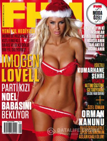 FHM Turkiye - December 2013