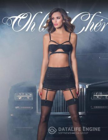 Oh La La Cheri - Lingerie Catalog 2014