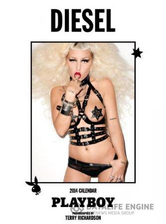 Diesel - Playboy Calendar 2014