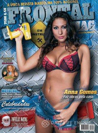 Frontal Mag - December  2013