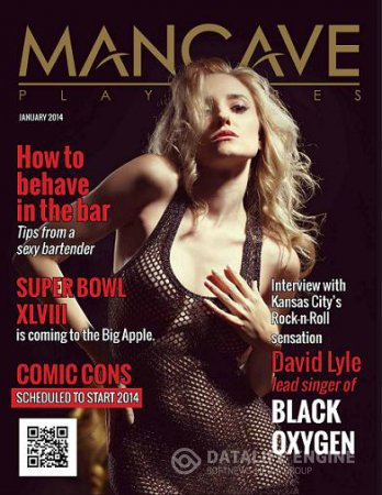 Mancave Playbabes - January 2014