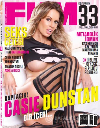 FHM Turkiye - January 2014