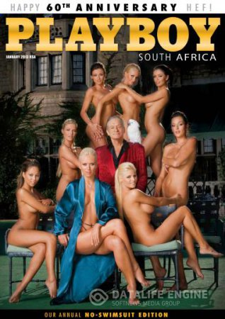 Playboy South Africa - January 2014