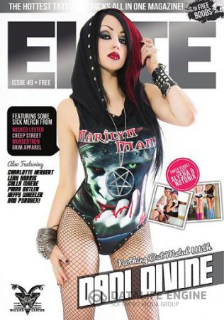 Elite Issue 49 - January 2014
