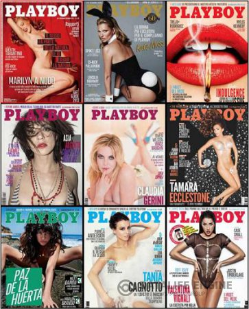 Playboy Italy - Full Year Collection 2013