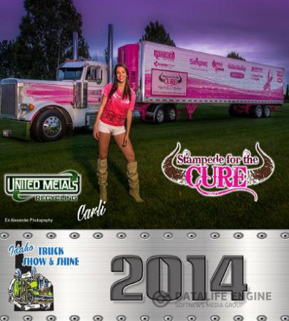 Truck Show & Shine - Official Calendar 2014