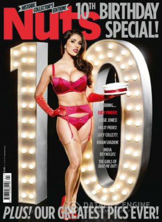 Nuts UK - 24 January 2014