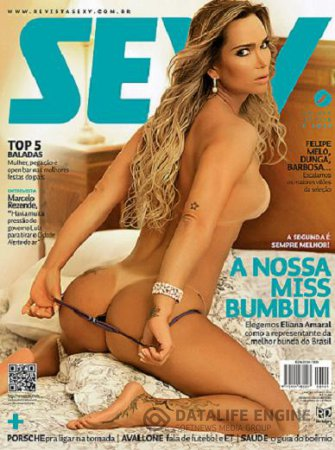 Sexy Brazil - January 2014 + Video (Eliana Amaral, Gabi Alzani)