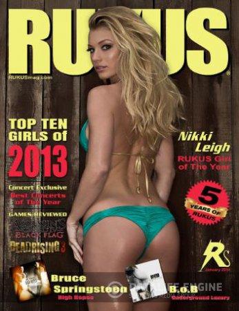 Rukus Magazine - January 2014