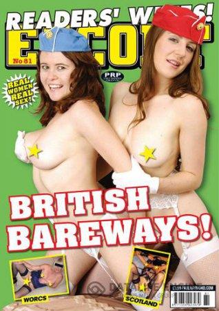 Escort Reader's Wives - Issue 81, 2014