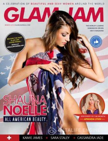 Glam Jam - March 2014