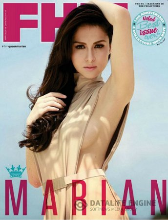 FHM Philippines - March 2014