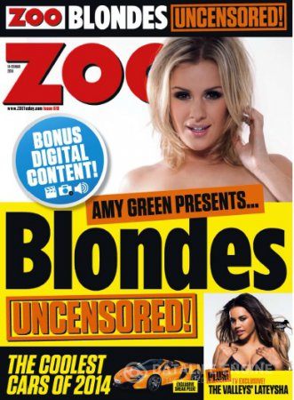 Zoo UK - 14-20 March 2014