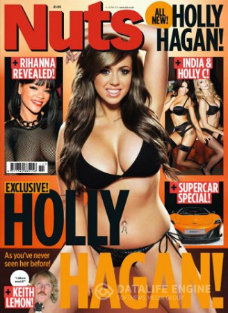 Nuts UK - 14 March 2014
