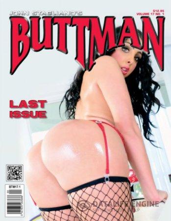 Buttman Magazine - Volume 17 No. 1, 2014