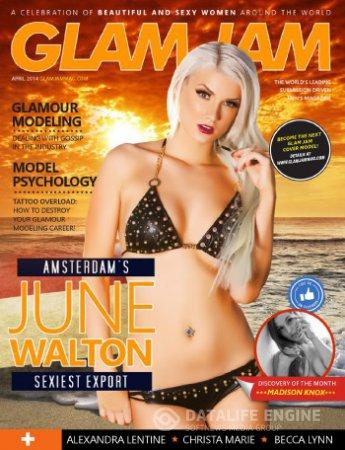 Glam Jam - April 2014